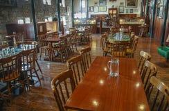 för museumavsmakning för korridor irländsk whiskey Arkivfoto
