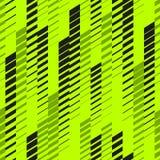 För neonsport för vektor abstrakt modell med att blekna linjer, spår, halvtonband stads- modell Neonmodell stock illustrationer