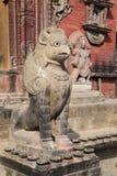 för nepal för changuförmyndare narayan tempel sten Royaltyfria Bilder