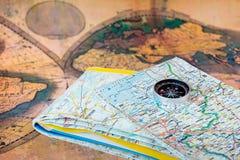 för palangagata för stad lithuanian lopp för tema Arkivfoton