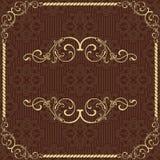 för pappersvektor för bakgrund gammal tappning Royaltyfria Bilder