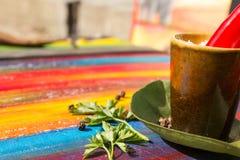 för pepparred för chili varma kryddor Royaltyfria Foton