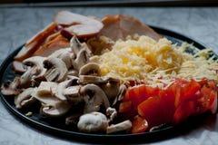 För pizzavänner Royaltyfri Foto
