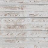 För plankaträ för Grunge vit bakgrund arkivbilder
