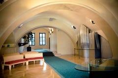 för prague för tjeckisk korridor för stad gammal town republik arkivbild