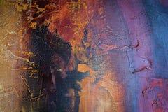 för prydnadpapper för bakgrund geometrisk gammal tappning Gammal målad vägg för tappning med mörkerguling u Royaltyfri Foto