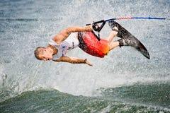 för putrajaya för 2009 koppmän värld för waterski shortboard Royaltyfri Bild
