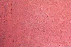 För röd bakgrund för vägg väggtextur för cement röd Fotografering för Bildbyråer