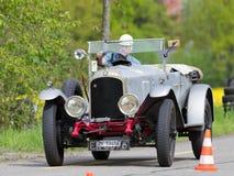 för racevauxhall för bilen tappning kriger pre Fotografering för Bildbyråer