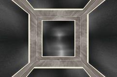 för ramhålet för bakgrund mönstrde härlig svart kpugloe fotoet Arkivfoton