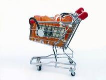 för receptsida för kostnader hög sikt royaltyfria foton