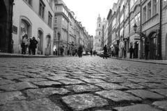 för republiktown för cesky tjeckisk krumlov medeltida gammal sikt Fotografering för Bildbyråer