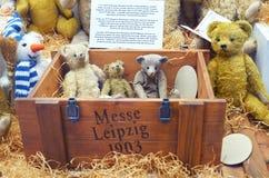 för republiktown för cesky tjeckisk krumlov medeltida gammal sikt Toy Museum i Prague Juni 13, 2016 Arkivbild