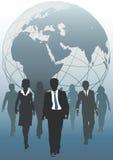 för resurslag för affär emergent global värld Arkivfoto