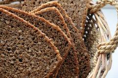 För RUGBRï för BRUNT BRÖD för DANSKA TRADINAATIONAL ½ ¿ Arkivbild