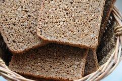 För RUGBRï för BRUNT BRÖD för DANSKA TRADINAATIONAL ½ ¿ Arkivfoto