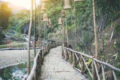 För sapadal för härlig sikt Vietnam panorama i morgonsoluppgång med skönhetmolnet royaltyfri foto