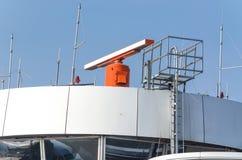 för schiphol för luftamsterdam kontroll internationell trafik torn Arkivfoto