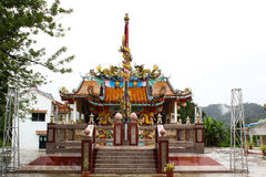 för sian för burichondrake tempel thailand staty Royaltyfri Fotografi