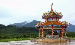 för sian för burichondrake tempel thailand staty Arkivfoton