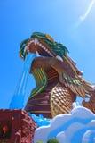 för sian för burichondrake tempel thailand staty Fotografering för Bildbyråer
