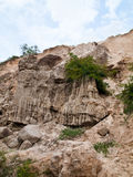 för skinkamuinen för kanjonen tien den felika strömmen vietnam Fotografering för Bildbyråer