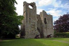 för slott porthus etal royaltyfria foton