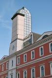 för slottterni för faustini glass torn Royaltyfria Bilder