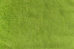 För slut för gräsplanullbeklädnad upp textur Bakgrund Royaltyfria Foton