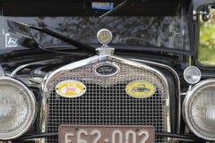 för slutford för bil klassisk framdel Royaltyfri Fotografi