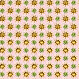 För sol- och grodatecken för vektor tropisk gullig modell för tecknad film vektor illustrationer