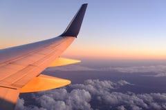 För solnedgångsikt Arkivfoton