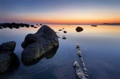 För soluppgång Royaltyfri Foto