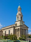för stadsdc för kristen kyrklig national washington royaltyfria foton