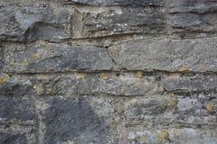 för stentextur för bakgrund gammal vägg Royaltyfria Foton