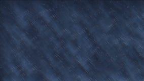 för suddighetsljus för abstrakt begrepp 4k bakgrund för fyrverkerier för partiklar för dimma, hav för sjöhavsvatten stock video