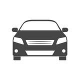för symbolsillustration för bil eps10 vektor Arkivfoto
