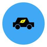 för symbolsillustration för bil eps10 vektor Royaltyfri Fotografi