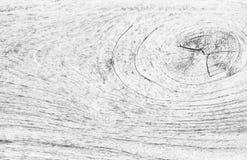 För tabelltextur för abstrakt lantlig yttersida vit wood bakgrund clo Royaltyfria Bilder