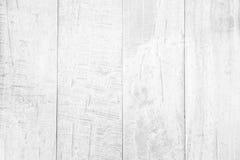 För tabelltextur för abstrakt lantlig yttersida vit wood bakgrund clo Arkivfoton