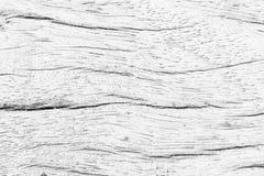 För tabelltextur för abstrakt yttersida vit wood bakgrund Slut upp nolla Arkivfoto