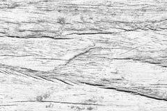 För tabelltextur för abstrakt yttersida vit wood bakgrund Slut upp nolla Royaltyfri Fotografi
