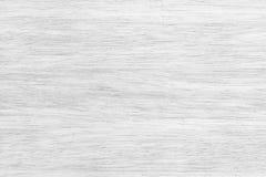 För tabelltextur för abstrakt yttersida vit wood bakgrund Slut upp nolla Royaltyfri Foto