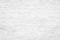 För tabelltextur för abstrakt yttersida vit wood bakgrund Slut upp nolla Arkivbild