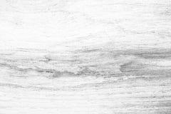 För tabelltextur för abstrakt yttersida vit wood bakgrund Slut upp nolla Royaltyfri Bild