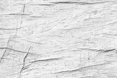 För tabelltextur för abstrakt yttersida vit wood bakgrund Slut upp nolla Royaltyfria Bilder