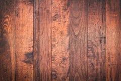För tabelltextur för abstrakt yttersida wood bakgrund Slut upp av mörker Arkivbilder