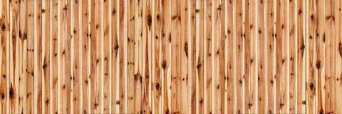 För tallskogplankor för hög upplösning lantlig knuten bakgrund Fotografering för Bildbyråer