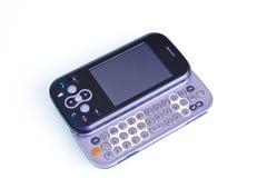för tangentbordtelefon för cell samtida glidning Royaltyfri Fotografi