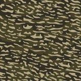 För tapetbakgrund för kamouflage sömlös vektor stock illustrationer